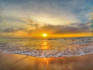 """""""crystal beach sunset"""""""