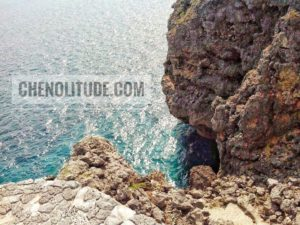 """fortune island cliff diving"""