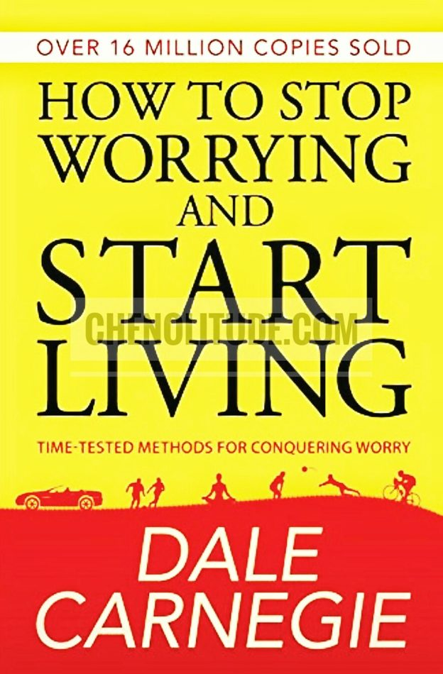"""""""Stop Worrying and Start Living"""""""