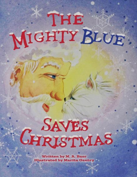 Mighty Blue: Warming Everyone's Heart this Yuletide