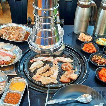 Samgyeop Masarap: An Easy Korean Grill